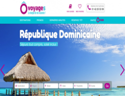 Codes promo et Offres Ovoyages
