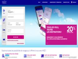 Codes promo et Offres Wizz Air
