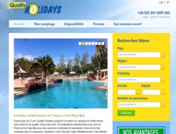 Codes promo et Offres Quality Holidays