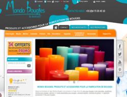 Codes promo et Offres Mondo Bougies