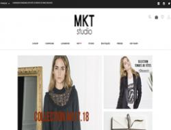 Codes promo et Offres MKT studio