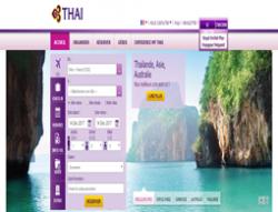 Codes promo et Offres Thai Airways