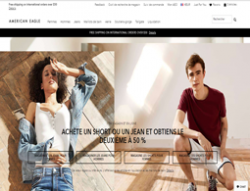 Codes promo et Offres American Eagle
