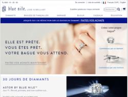 Codes promo et Offres Blue Nile