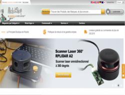 Codes promo et Offres RobotShop