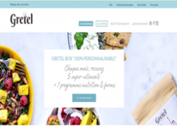 Codes promo et Offres Gretel gretel-box