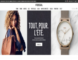 Codes promo et Offres Fossil