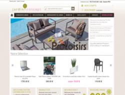 Codes promo et Offres Jardin Concept