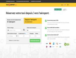 Codes promo et Offres Taxi2airport.com