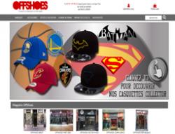 Codes promo et Offres Offshoes