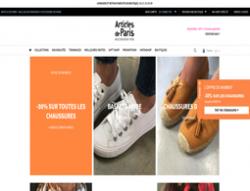 Codes promo et Offres Articles de Paris