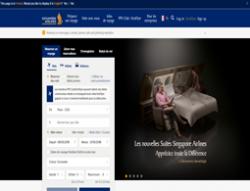 Codes promo et Offres Singapore Airlines
