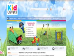 Codes promo et Offres Kid Univers