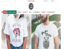 Codes promo et Offres Le Roi du t-shirt