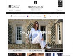 Codes promo et Offres Shoepassion