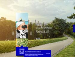 Codes promo et Offres Flying blue