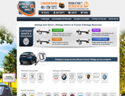 Codes promo et Offres Attelage Auto Direct.com