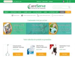 Codes promo et Offres Careserve