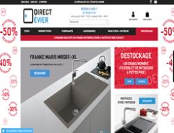 Codes promo et Offres Direct Evier