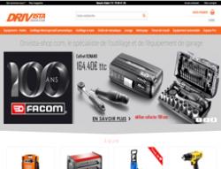 Codes promo et Offres Drivista-shop.com
