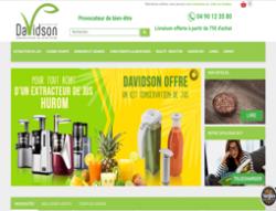 Codes promo et Offres Davidson Distrubution