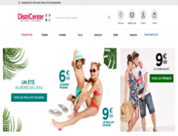 Codes promo et Offres DistriCenter