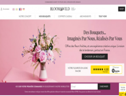 Codes promo et Offres Bloom & Wild