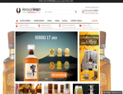 Codes promo et Offres Heritage Whisky