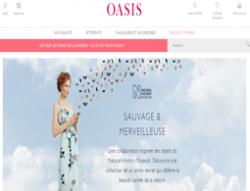 Codes promo et Offres Oasis