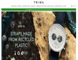 Codes promo et Offres TRIWA