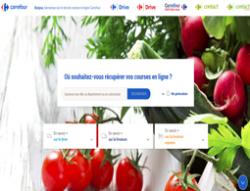 Codes promo et Offres Carrefour Drive