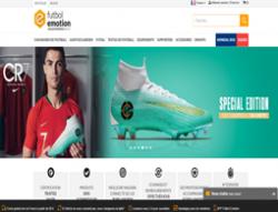 Codes promo et Offres Fútbol Emotion
