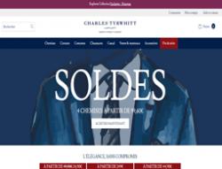 Codes promo et Offres Charles Tyrwhitt