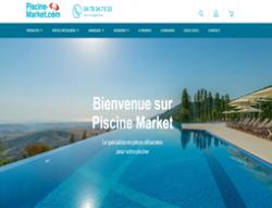 Codes promo et Offres Piscine Market