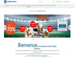 Codes promo et Offres Weight Watchers