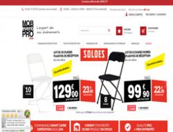 Codes promo et Offres Mobeventpro