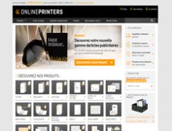 Codes promo et Offres Onlineprinters