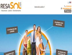 Codes promo et Offres RESASOL