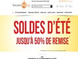 Codes promo et Offres Touspourunprix