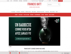 Codes promo et Offres Francis BATT