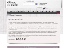 Codes promo et Offres Le Grenier de Juliette