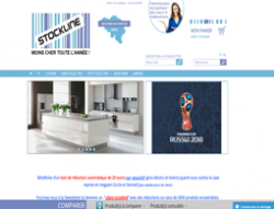 Codes promo et Offres Stockline