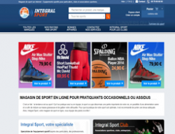 Codes promo et Offres Integral Sport