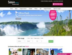 Codes promo et Offres Salaün Holidays