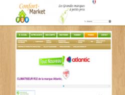 Codes promo et Offres Confort market
