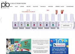 Codes promo et Offres PB Cosmetics