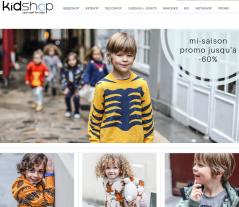 Codes promo et Offres Kidshop