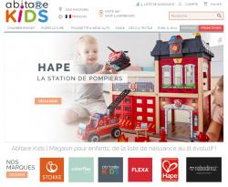 Codes promo et Offres Abitare-kids