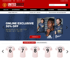Codes promo et Offres United Direct