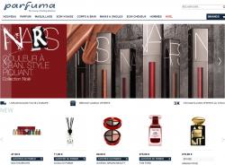 Codes promo et Offres Parfuma